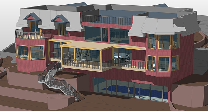 Comerical General Projects Architectural Design Services