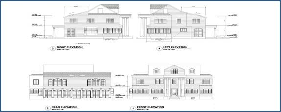 Architectural drafting provider firm 2d cad drafting for Floor plan drafting services